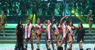 IN PHOTOS: Mr. & Ms. Great Bodies 2016