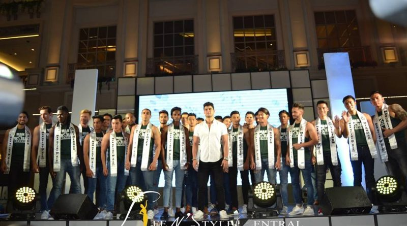 Man of the World 2018 pageant officially kicks off