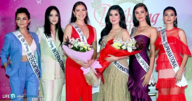 Gumabao and Patalinjug set to compete at international pageants