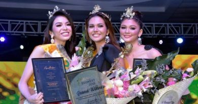 Olongapo City rep wins Miss Econest 2018
