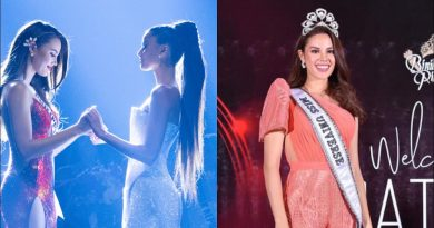 Miss Universe 2018 Catriona Gray reveals what she and Tamaryn Green were saying to each other during the Top 2 moment