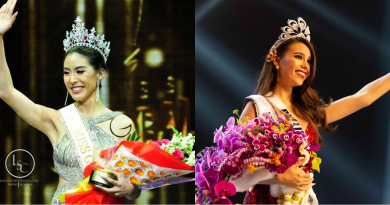 Newly crowned Miss Global admires Catriona Gray