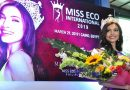Maureen Montagne ready for a back to back victory in Miss Eco International