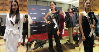 Miss Universe 2019 Delegates Meet the Press